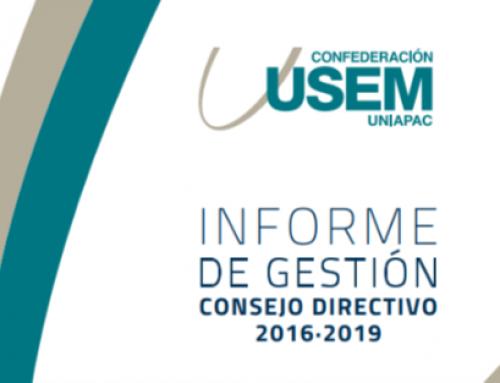 INFORME DE GESTIÓN CONSEJO DIRECTIVO  2016·2019