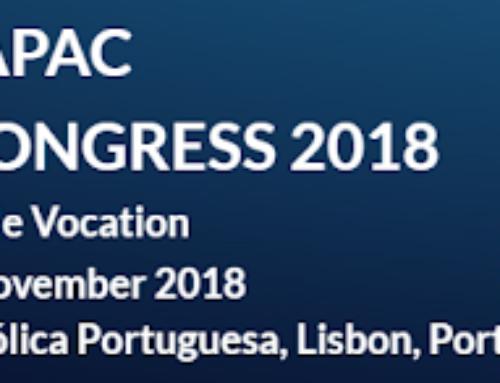 XXVI Congreso Mundial de Uniapac 2018 – 22 al 24 de Noviembre